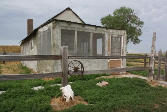 Badlands 1880 Homestead