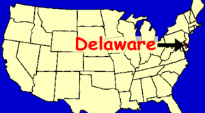 11 Maps of Delaware That Are Just Too Perfect (And Hilarious)