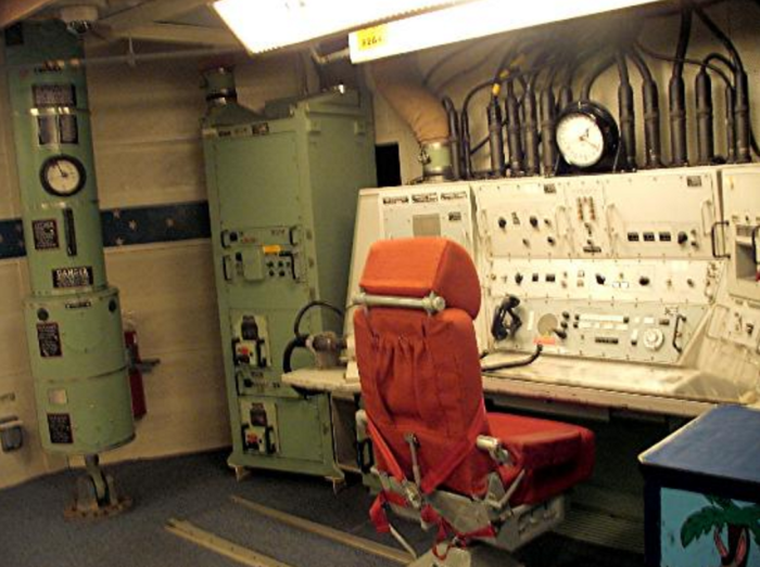 8. Ronald Reagan Minuteman Missile Site - Cooperstown