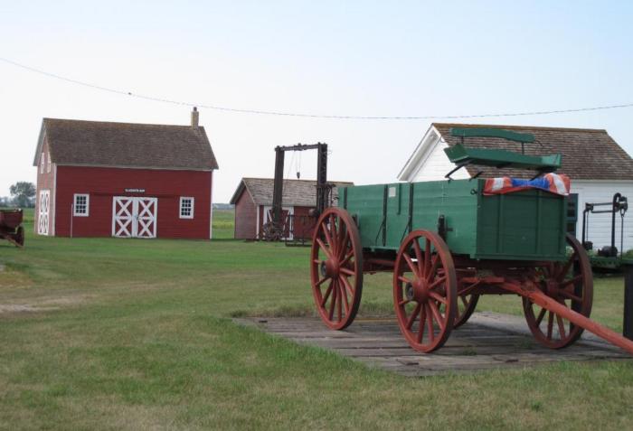 7. Bagg Bonanza Farm - Mooreton