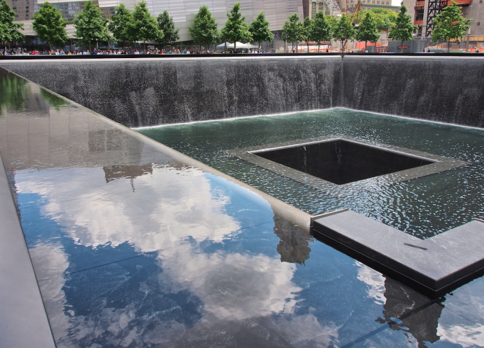 2. The 9/11 Memorial, New York City