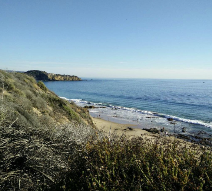 9. Crystal Cove State Park