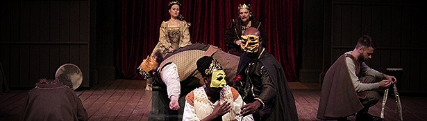 9. Shakespeare in Central Park