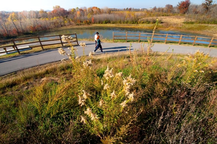 2. Shelby Bottoms Greenway - East Nashville