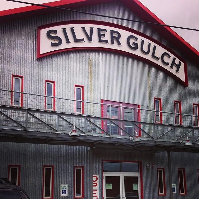 15. Silver Gulch – Fairbanks