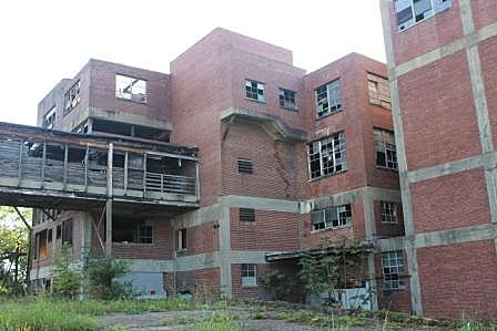 The Neuhoff Meat Packing Plant