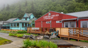 These 15 Restaurants Serve The Best Halibut Tacos In Alaska