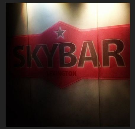 3. Skybar, Penthouse Level at 269 W Main Street in Lexington