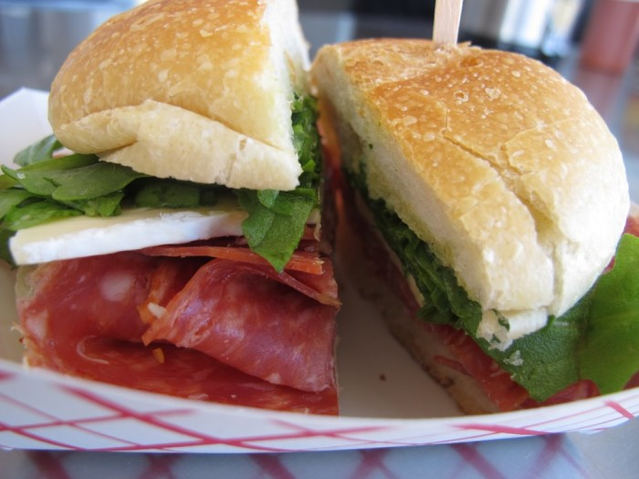 7. Sopressata Sandwich at Hoagitos, Asbury Park