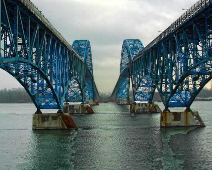 4. Grand Island Bridges, Tonawanda