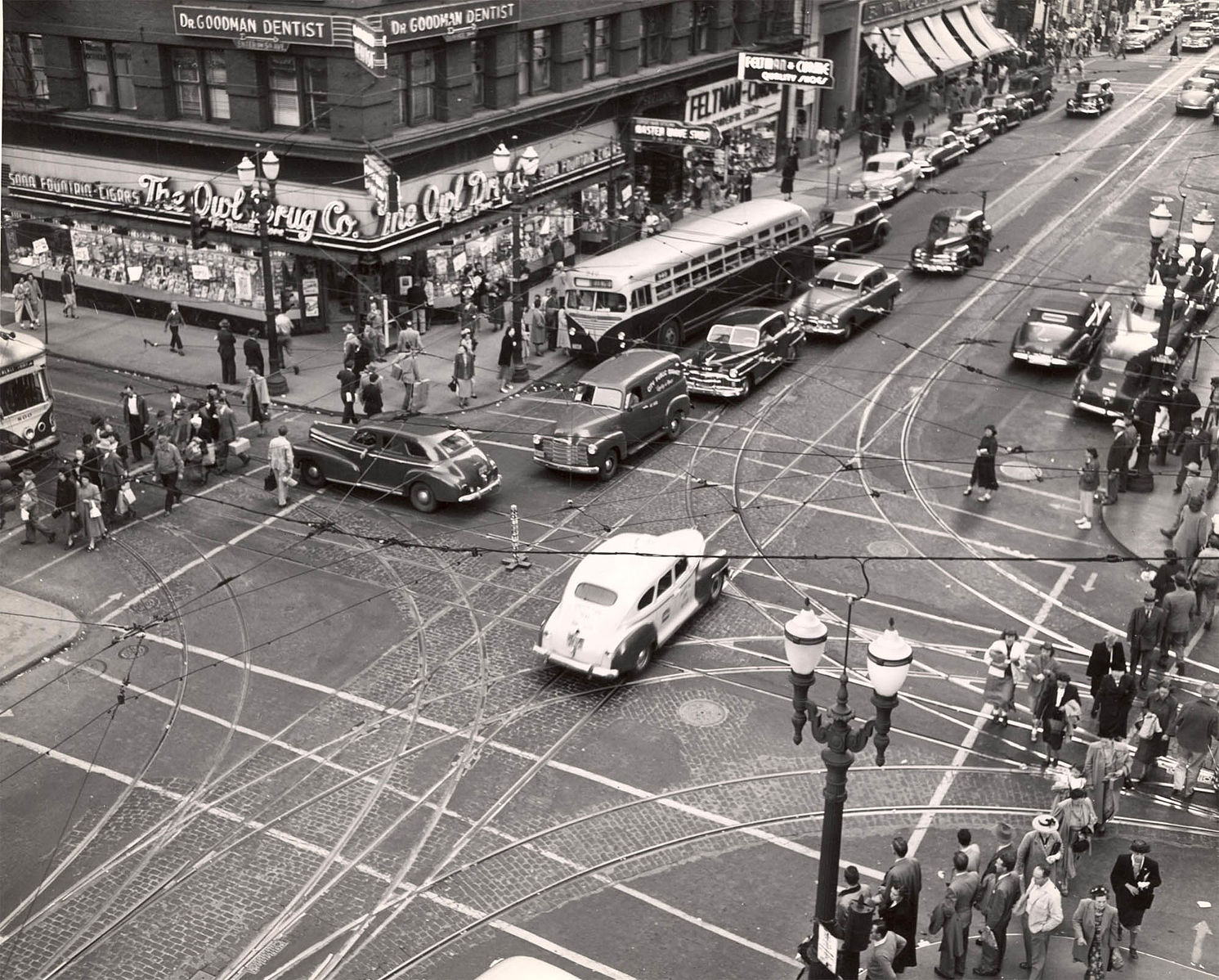 21 Amazing Photos Of Oregon S Major Cities In The 1940s
