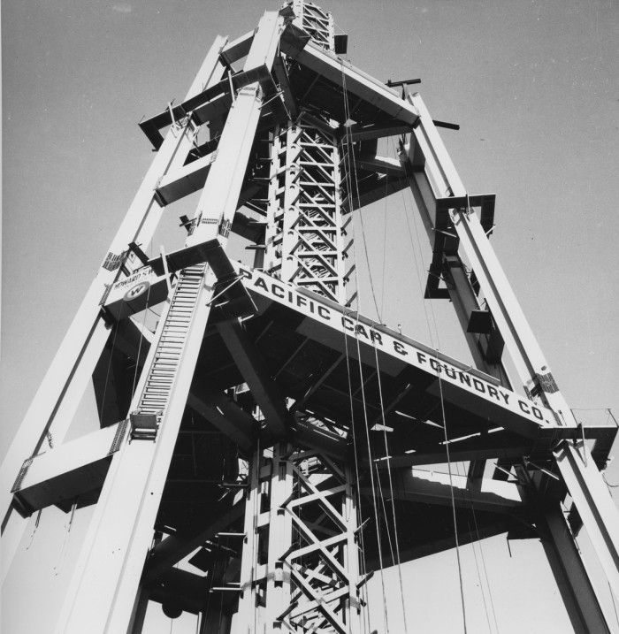 1. The Seattle Space Needle was built in only about a year so it could be featured at the opening of the 1962 World's Fair.