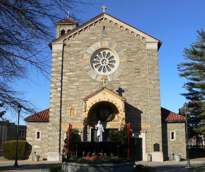 9. St. Anthony of Padua, Wilmington