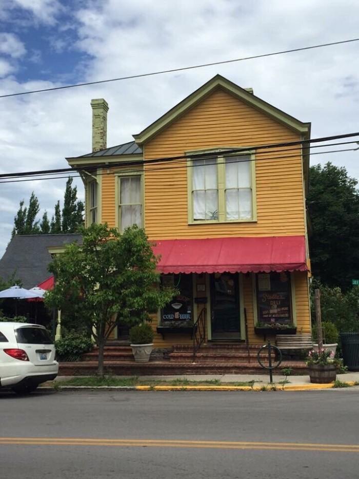 2. Stella's Kentucky Deli at 143 Jefferson Street in Lexington