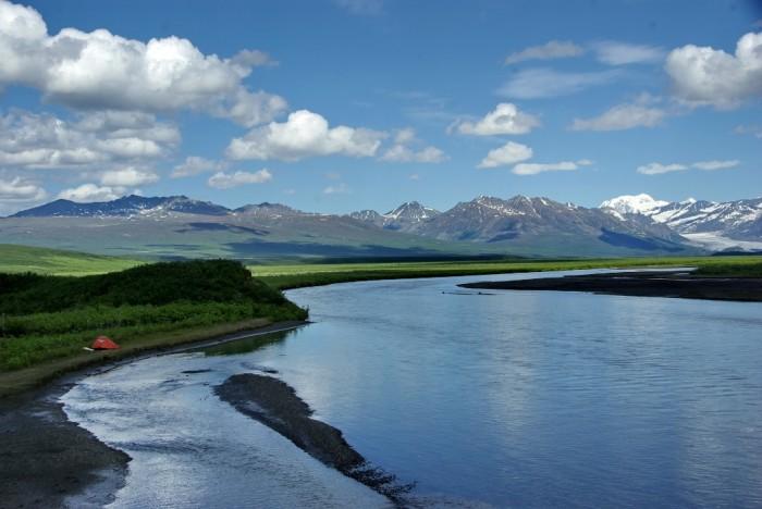 16. Susitna River – Talkeetna