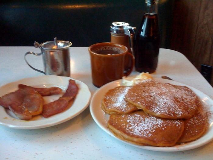 4) Sweet Potato Pancakes