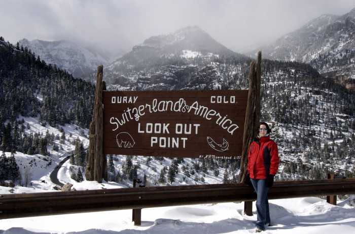 11. ...and Ouray?
