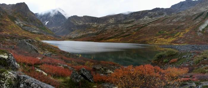 17. Symphony Lake – Eagle River