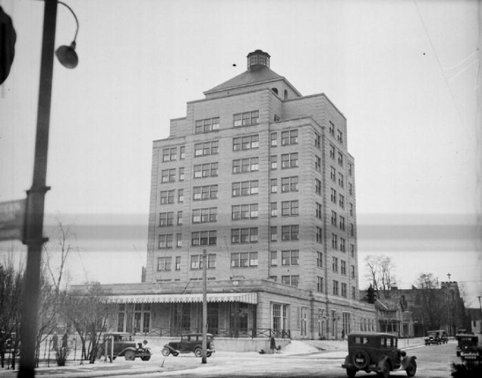 9. Traverse City Park Hotel.