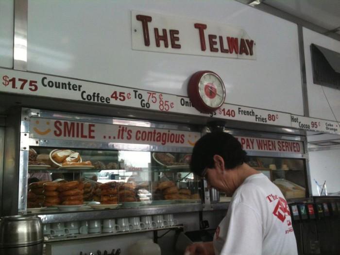 10. Telway Hamburger System, Detroit