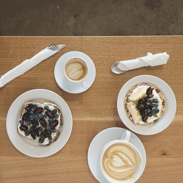 3) That classic, creamy latte