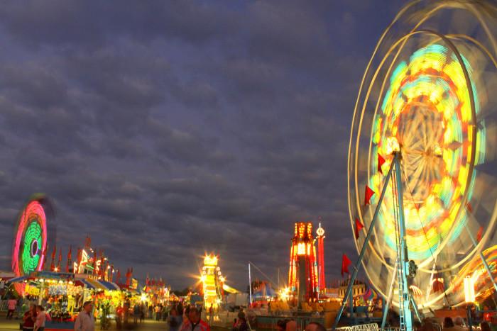 5) The County Fair