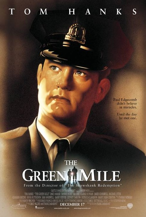 1) The Green Mile