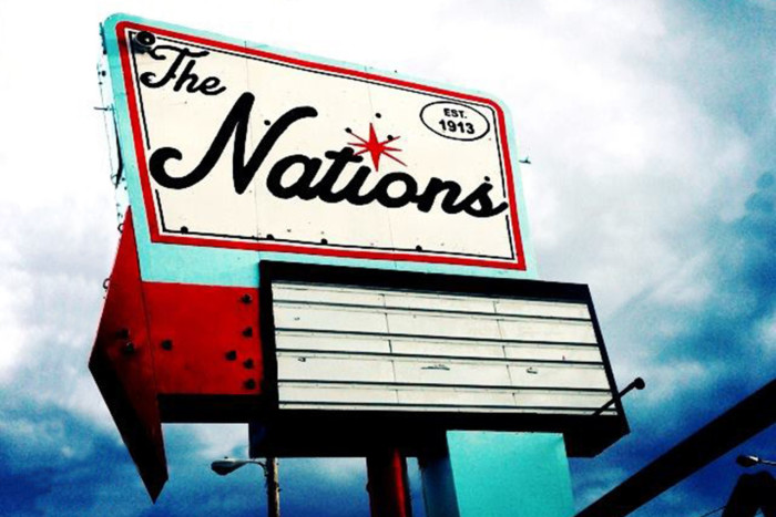 9) The Nations