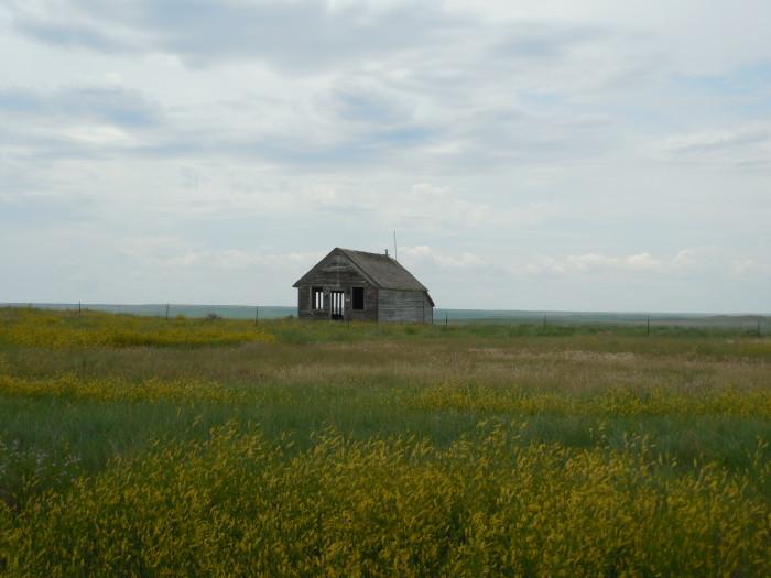 3. The old Angela Schoolhouse.