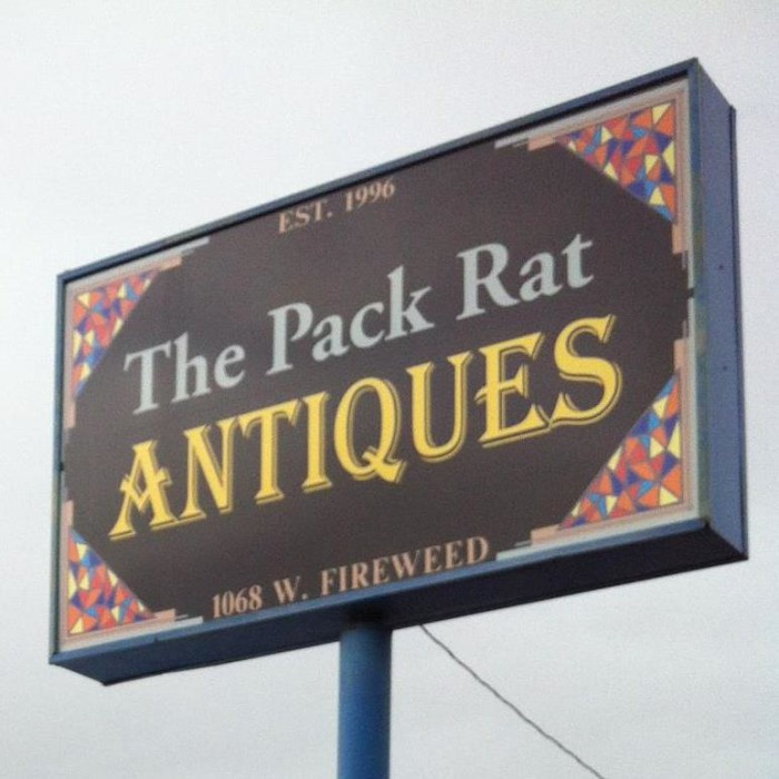 9. The Pack Rat Antiques (Anchorage)