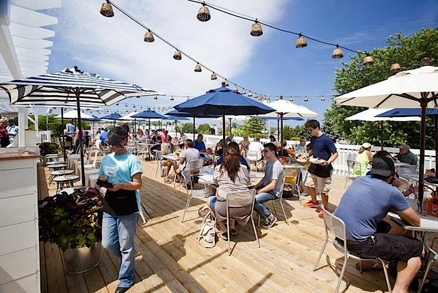 10 Restaurants With Rooftop Dining In Michigan