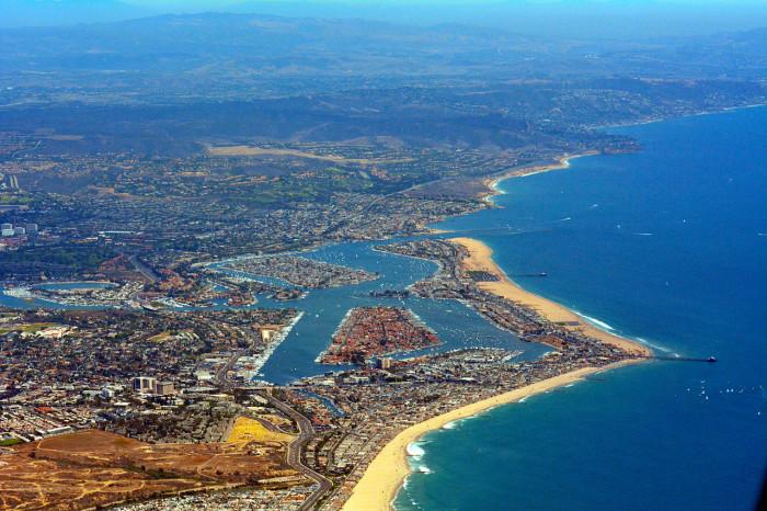 7. Newport Beach