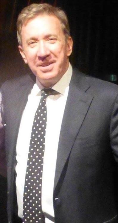 1.) Tim Allen