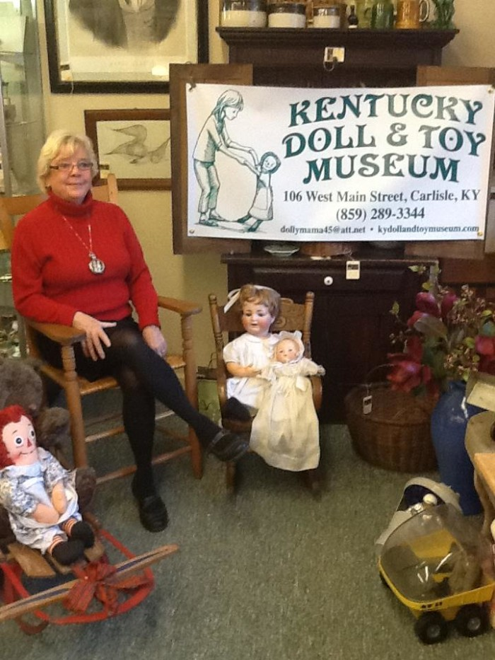 5. Toy Museum, Antique Malls or Shops