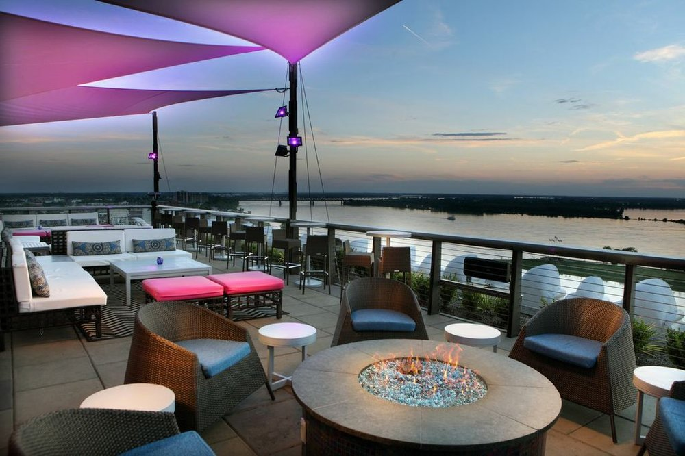 7 restaurants with the best rooftop dining in tennessee for 1 arizona terrace arlington ma