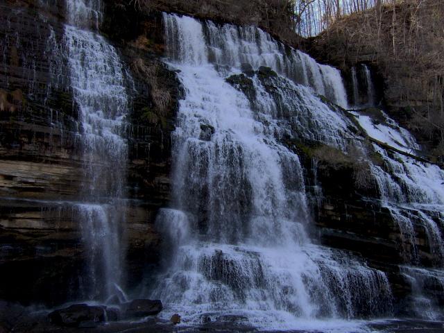 2) Twin Falls - Rock Island