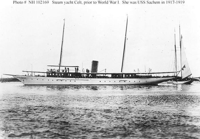 USS Phenakite.