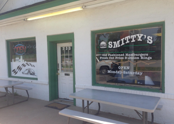 1. Smitty's Carry Out (Kingman)
