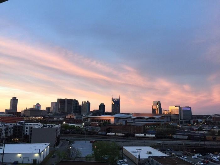 6. Up Rooftop Lounge  - Nashville