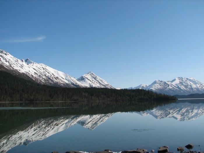 19. Upper Trail Lake – Moose Pass