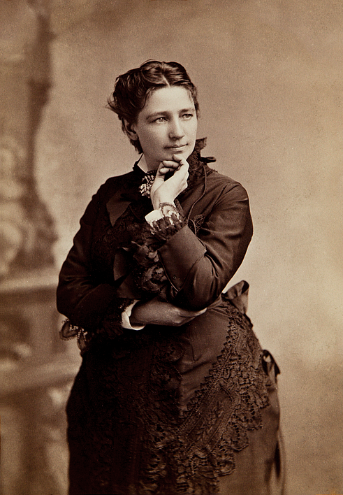 7. Victoria Woodhull