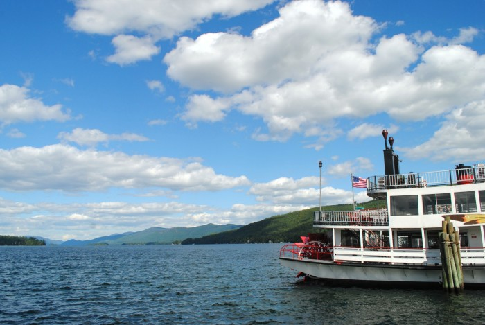 7. Enjoy a weekend or more exploring all there is to enjoy around the beautiful Lake George.
