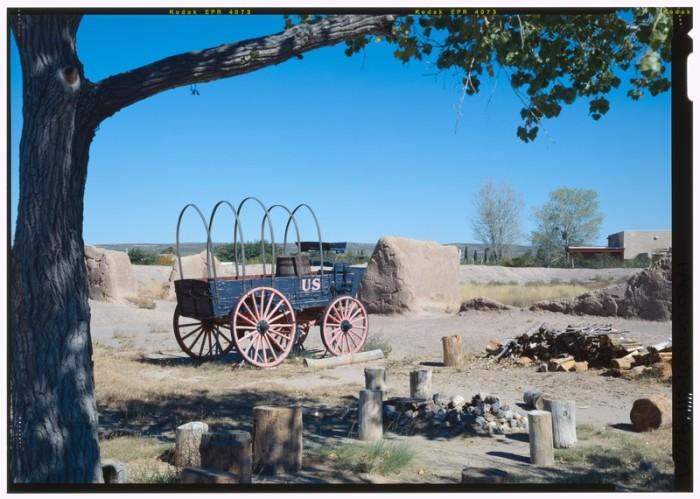 1. Radium Springs, population 1699.