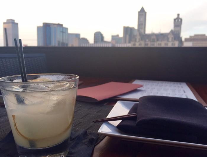 7. Virago Rooftop Patio Grill & Sushi Bar - Nashville