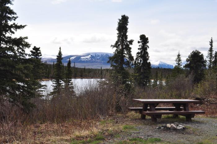 20. Nabesna Road – Wrangell St. Elias National Park & Preserve
