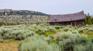 Visit These 10 Creepy Ghost Towns In Wyoming At Your Own Risk