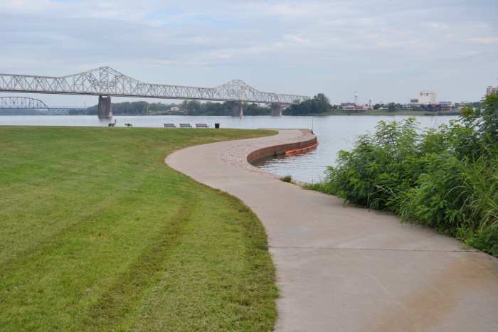 2. Waterfront walks