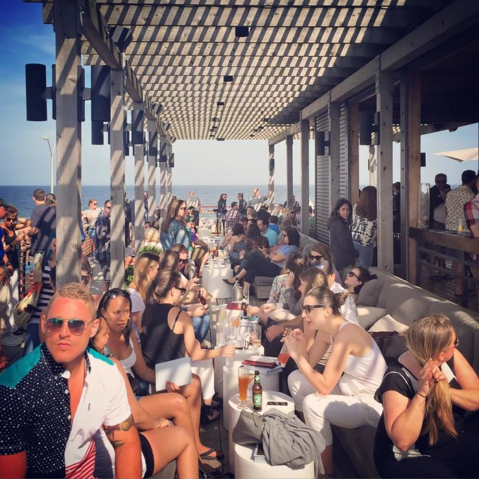 13 Restaurants With Rooftop Dining In New Jersey