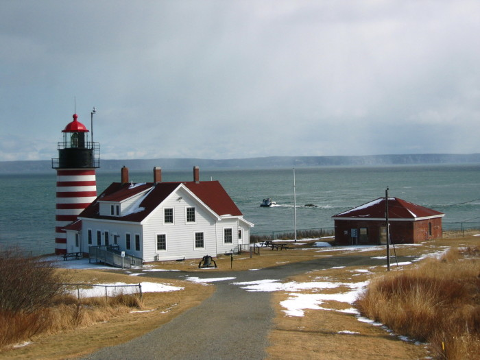 9. Quoddy Head State Park in Maine is the closest point in the US to Africa.