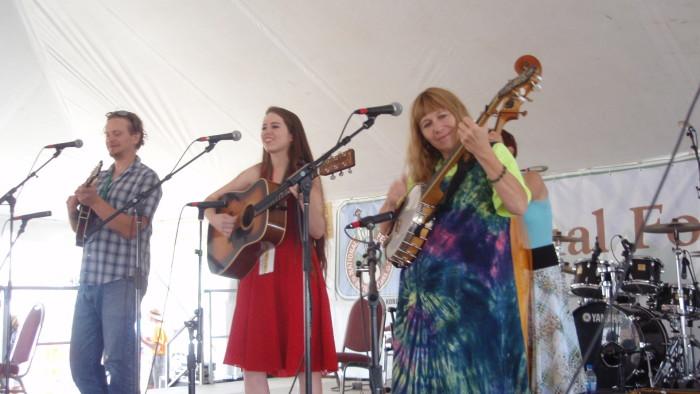 11. Montana Folk Festival, Butte
